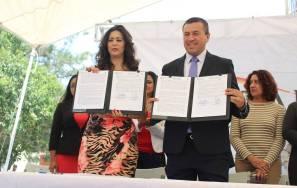 Signan Convenio de Colaboración de Fomento al Trabajo Formal1