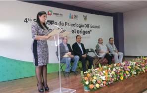 Sistema DIF Hidalgo lleva a cabo el 4to. Simposium de Psicología 3
