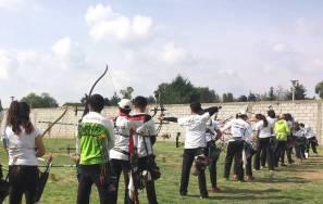 Tiro con arco, karate, pentatlón moderno y racquetbol entrarán en acción 1