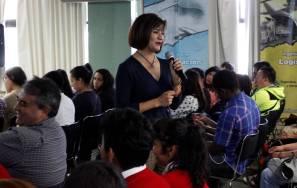 Delegación de la Secretaría de Economía imparte talleres de apoyos PRO4