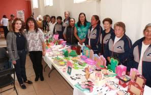 DIF municipal fomenta con talleres ocupacionales la participación de adultos mayores en Mineral de la Reforma1