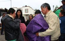 Autoridades municipales y estatales apoyan a afectados por las lluvias de la semana pasada 1