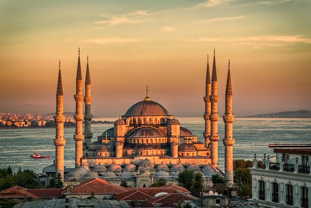 Religion, Top 5 des mosquées les plus belles du monde (Photos)