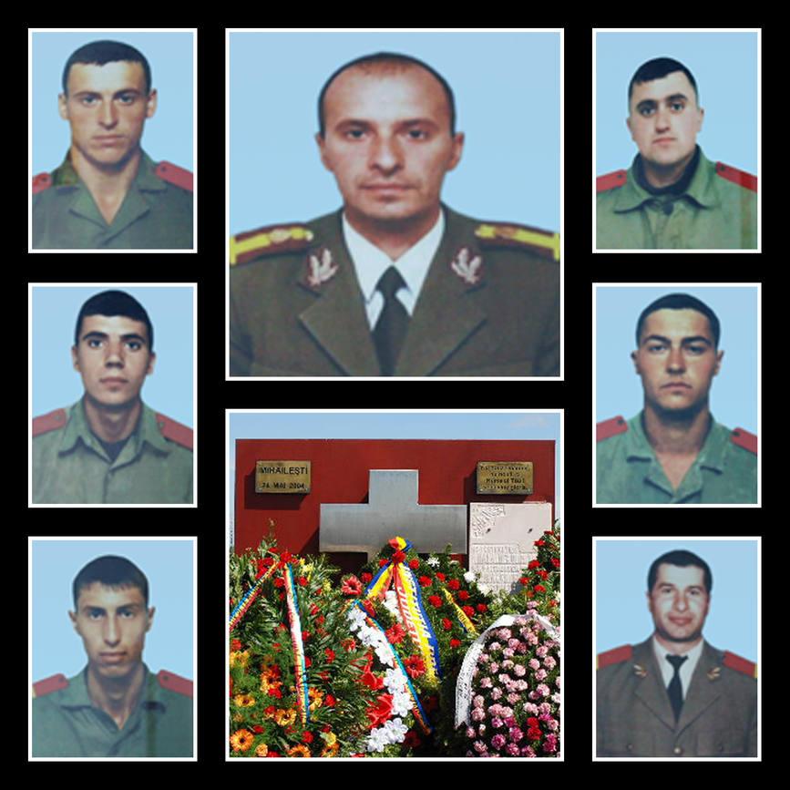 Zece ani de la tragicul eveniment de la Mihailesti 1