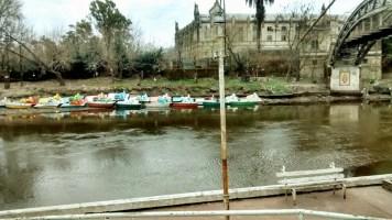 El Río Luján. Foto: Candelaria Di Salvo