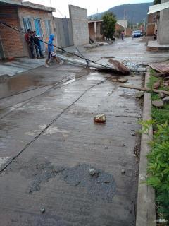 Tornado en Zaragoza SLP (Idolina Zavala) (4)
