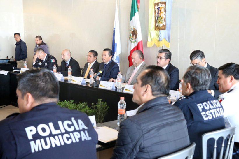 Consejo Intermunicipal de Seguridad Pública Zona Metropolitana