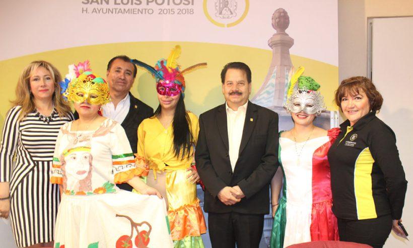 Carnaval San Luis Potosí 2017