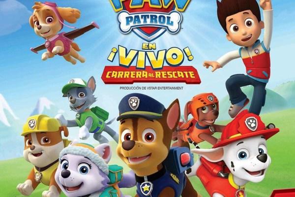 Paw patrol 1