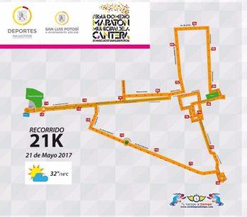 maratón de la cantera 3