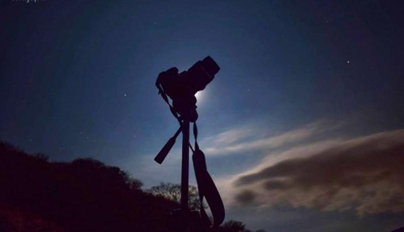 fotografía astronómica