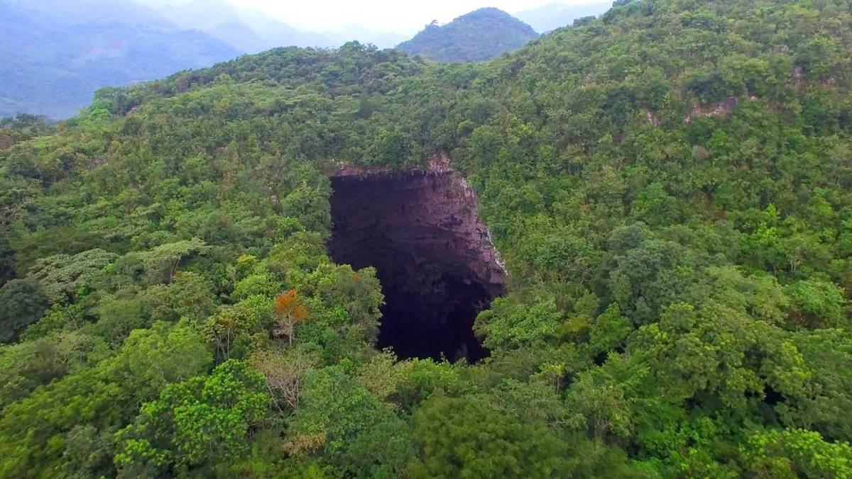 El sótano de las Huahuas, un santuario poco conocido
