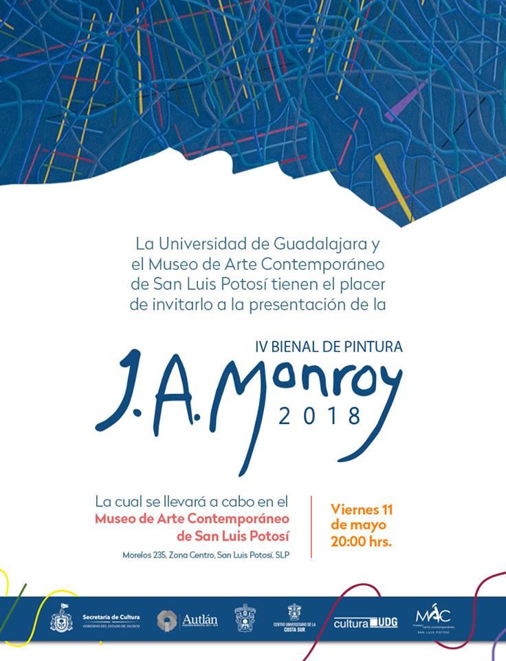 IV Bienal de Pintura J.A. Monroy