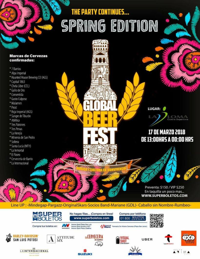 Spring Global Beer Fest