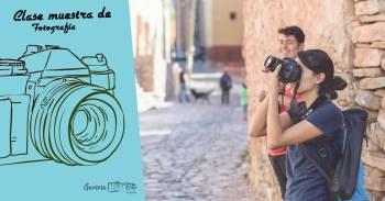 Clase muestra de fotografía SIN COSTO @ Gama Foto Estudio | San Luis Potosí | San Luis Potosí | México