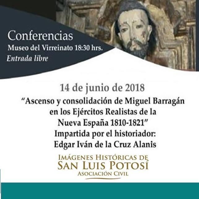 Conferencia Miguel Barragan SLP