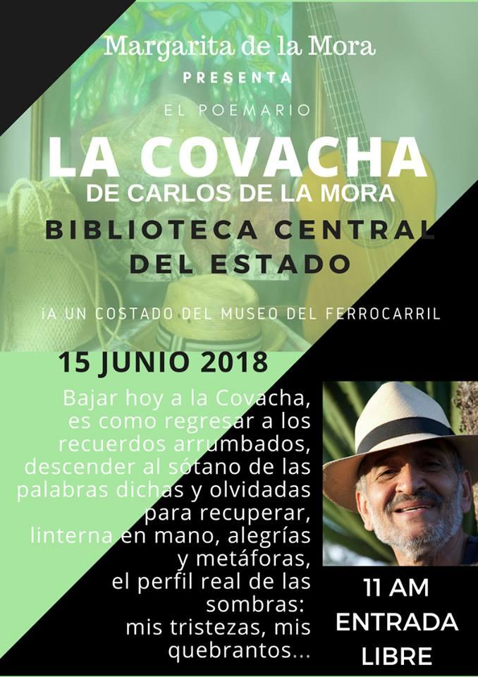 Poemario Carlos de la Mora SLP