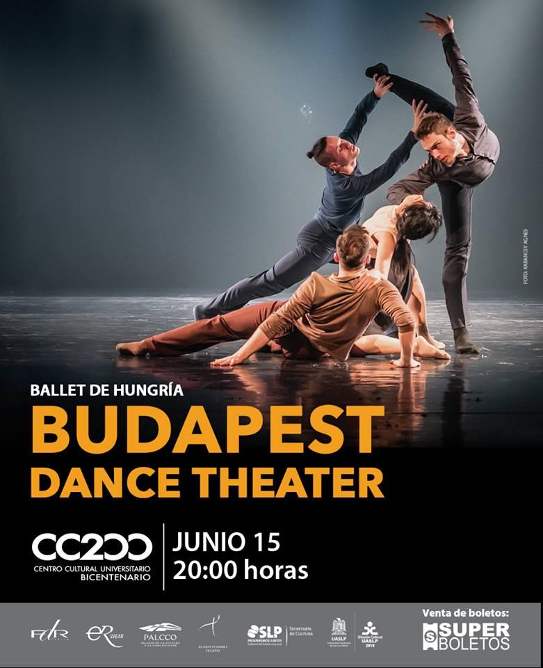 Budapest dance theater SLP