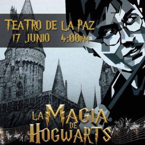 La magia de hogwarts SLP