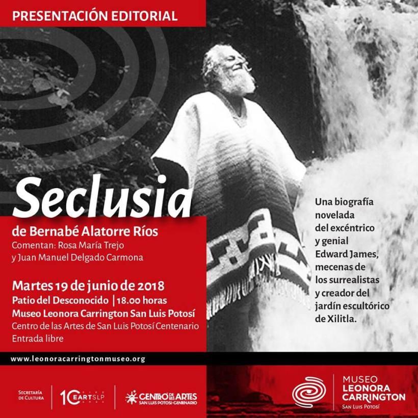 Presentación editorial Seclusia SLP