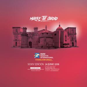 BMW Maratón Internacional Tangamanga 2018 @ Planetario del parque Tangamanga 1, SLP | San Luis Potosí | San Luis Potosí | México