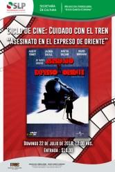 21 Julio Taller Museo Ferrocarril