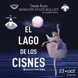 23 octubre - Lago de los cisnes SLP