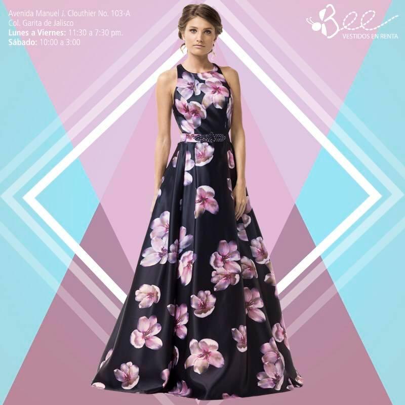 Renta de vestidos SLP graduación