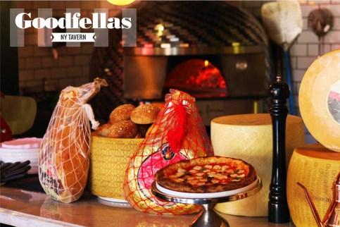 Goodfellas pizza SLP