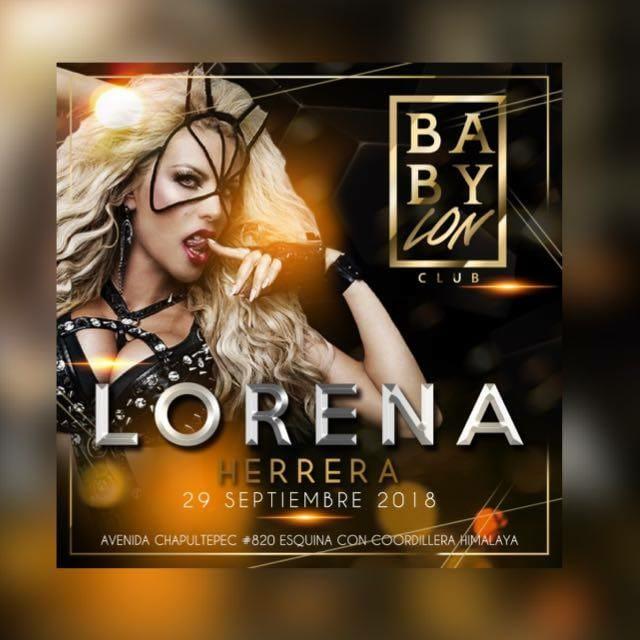 Lorena Herrera SLP