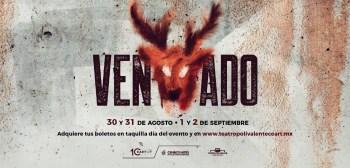 Venado @ Teatro Polivalente del CEART | San Luis Potosí | San Luis Potosí | México
