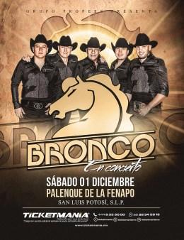 1 diciembre Bronco