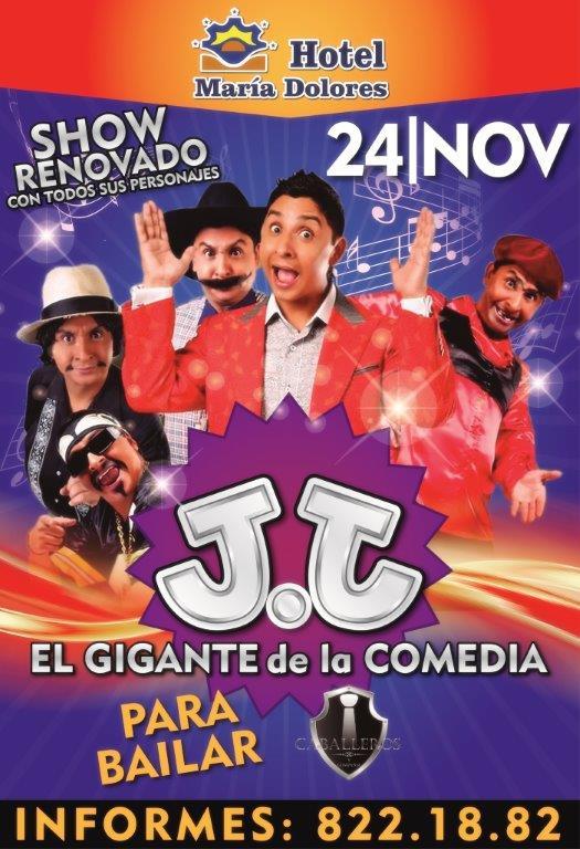 Show JJ Hotel María Dolores
