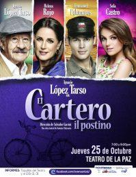 25 Octubre El Cartero