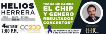 ¿Cómo me cambio el chip y genero resultados concretos? @ CC Bicentenario | San Luis Potosí | San Luis Potosí | México