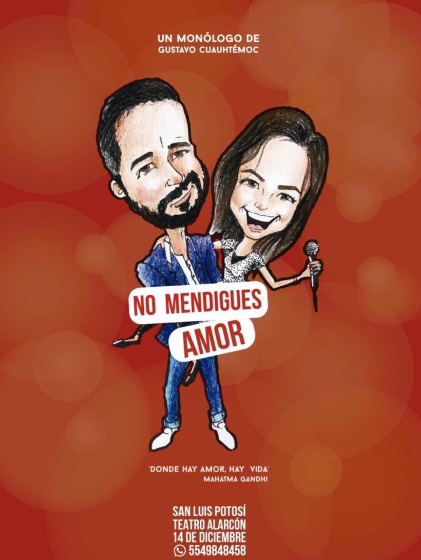 No Mendigues Amor SLP