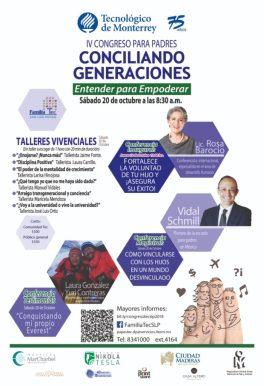 Conferencia Tec de Monterrey SLP