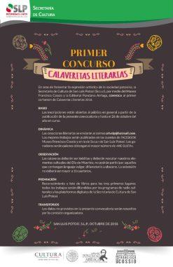 Concurso Calaveritas Literarias