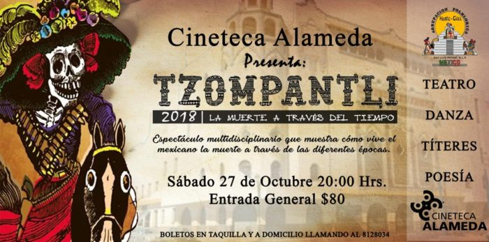 Cineteca Alameda Tzompantli