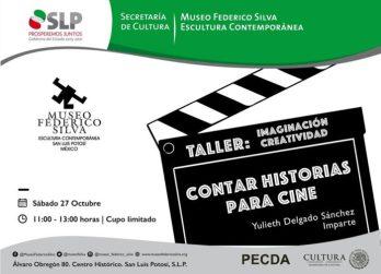 Taller Cine Museo Federico Silva