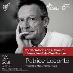 Patrice Leconte SLP