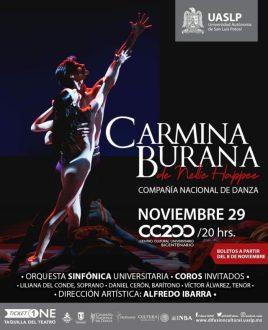 Carmina Burana Danza SLP