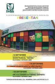 Teatro del IMSS