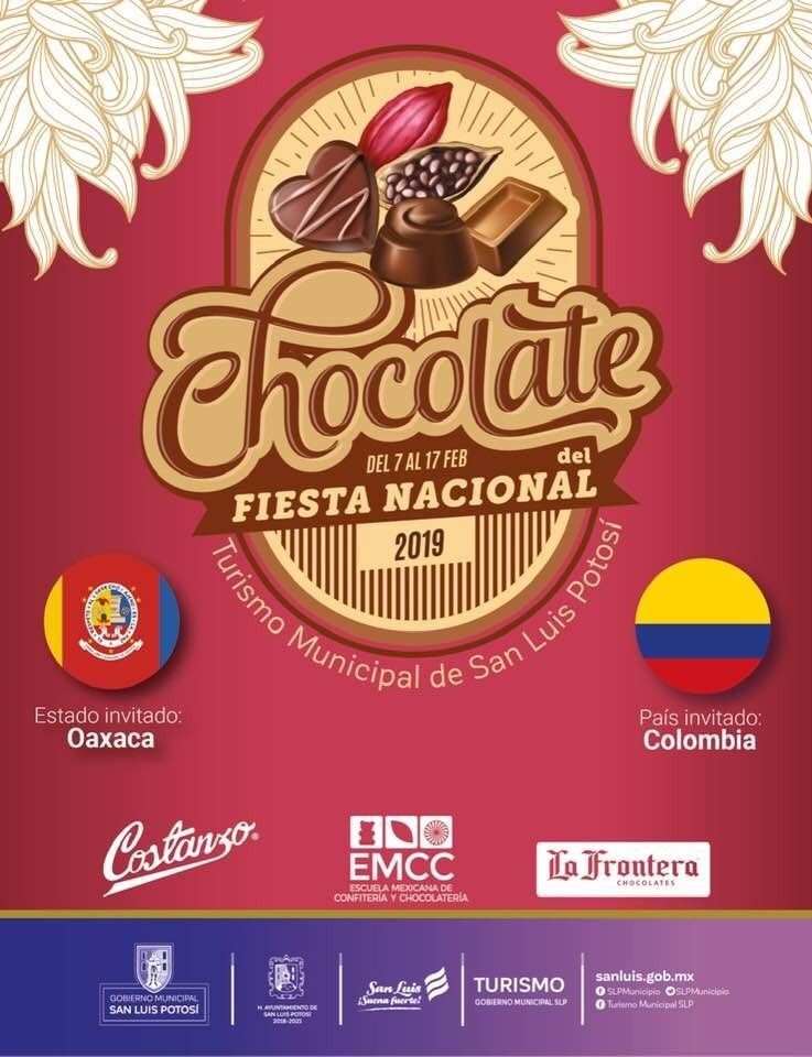 Festival Chocolate SLP