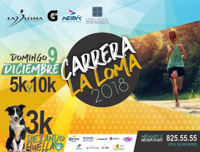 Carrera La Loma SLP