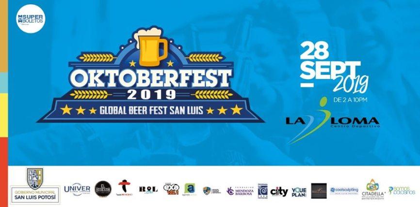 28 Sept Global Beer Fest Oktoberfest