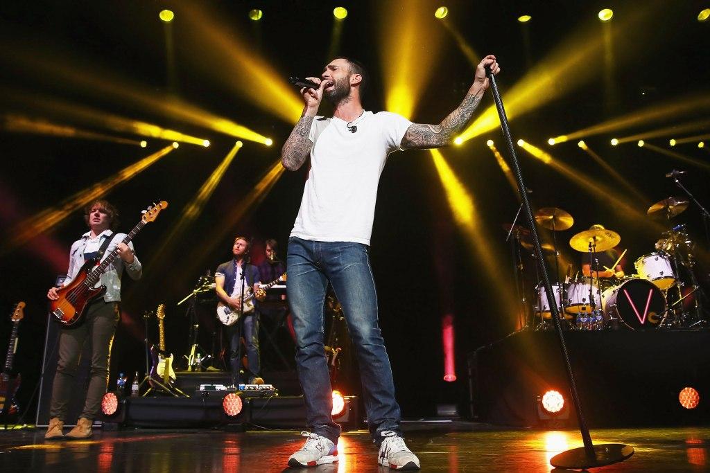 Maroon 5 estará en el medio tiempo del Super Bowl