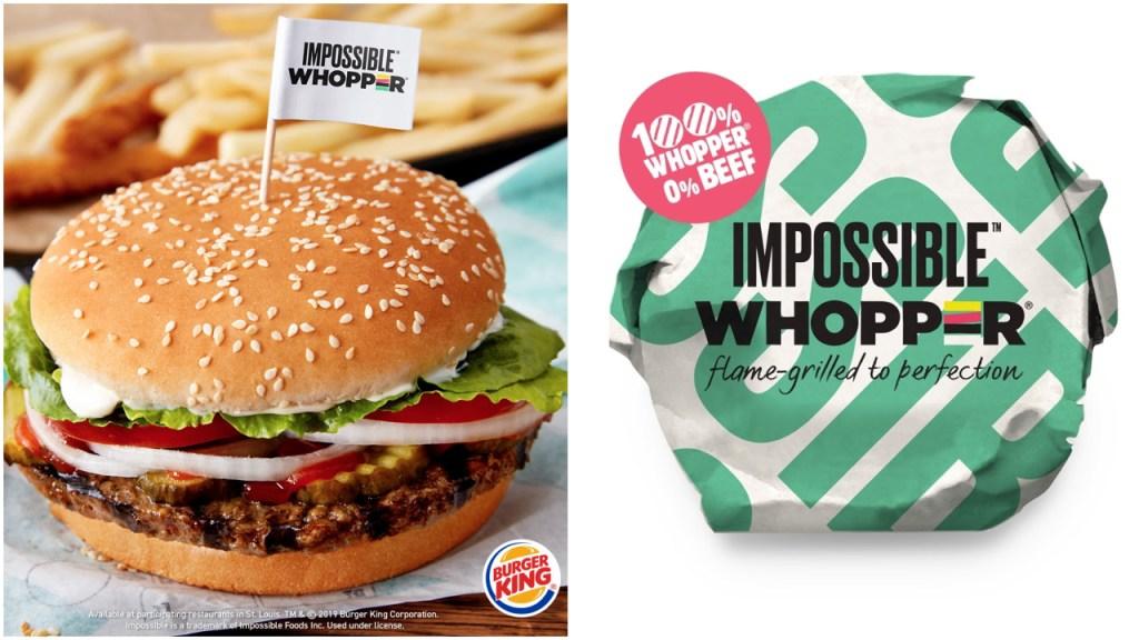 Burger King lanza hamburguesa vegetariana ¡Con sabor a carne de res!