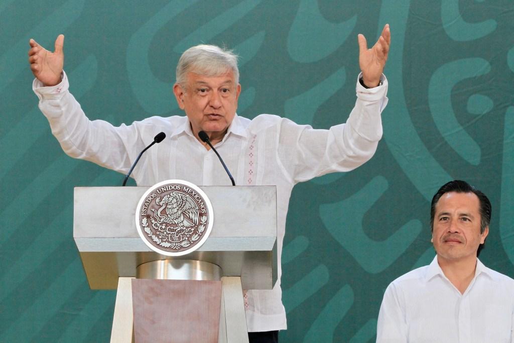Asegura Obrador que en seis meses reducirá la violencia en México