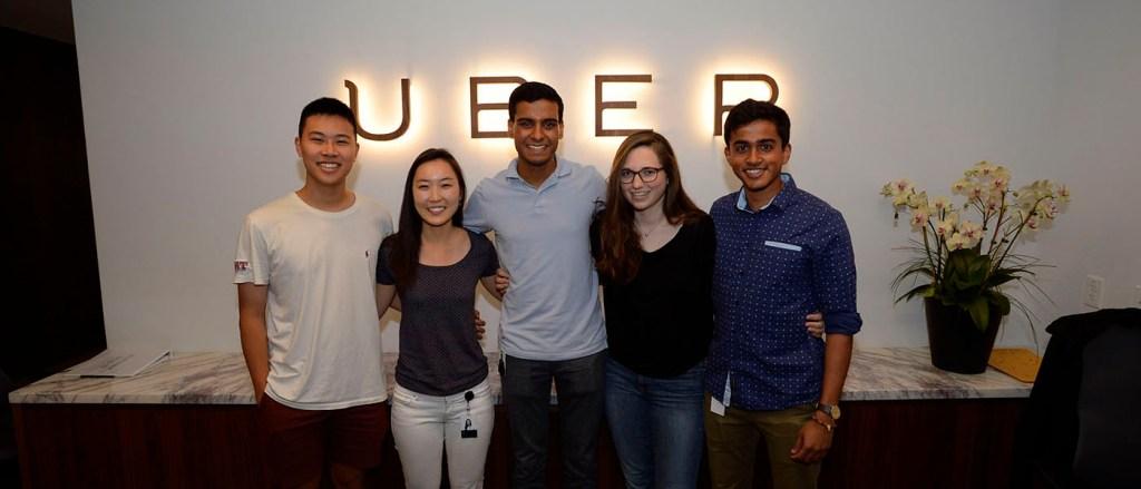 Uber está contratando ingenieros mexicanos para sus oficinas en Estados Unidos y Canadá
